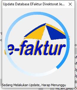backup database efaktur