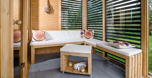 Saune Finlandesi Da Esterno Benessere E Living Nel Tuo Giardino