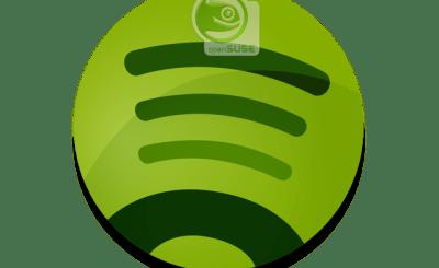 Instalando Spotify no openSUSE 42.1