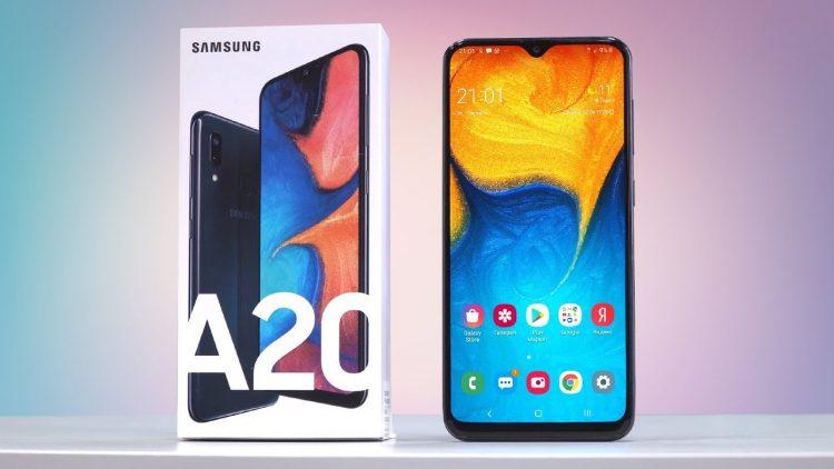 Harga Samsung A20