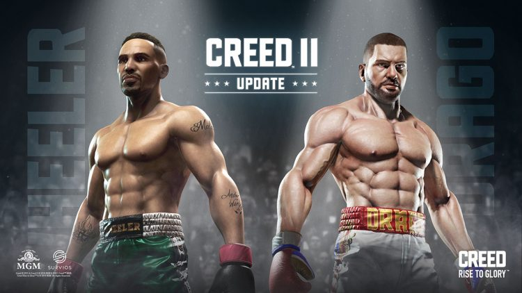 Film Action Creed II