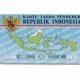Ukuran KTP di Indonesia