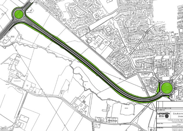 Penwortham bypass: Consultation events to take place