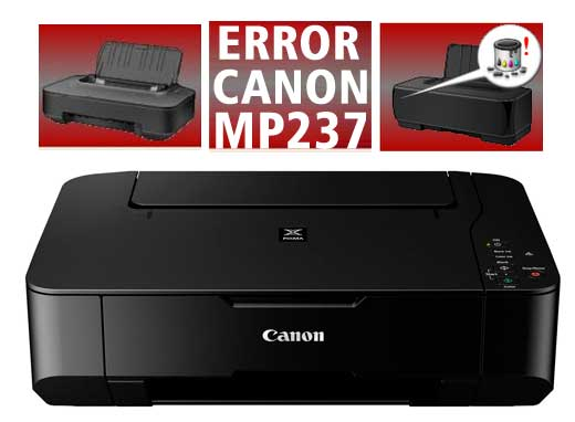11 Cara Mengatasi Error Printer Canon Mp237 Serta Penyebabnya Blog