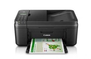 Printer Canon Multifungsi Jaringan Wifi mx497