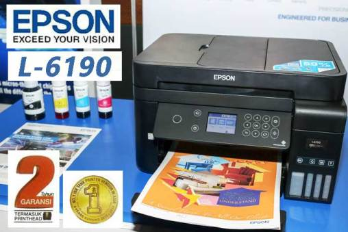 Review Spesifikasi Dan Harga Printer Epson L6190 Terbaru Juni 2019 Download Driver Epson