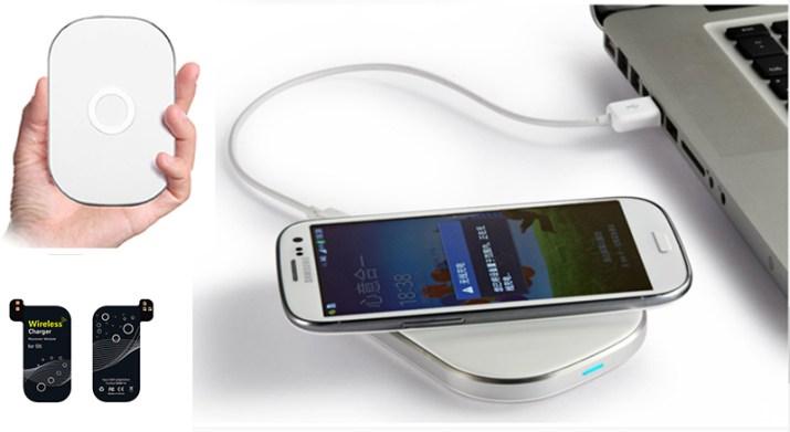S5 Wireless Ricarica