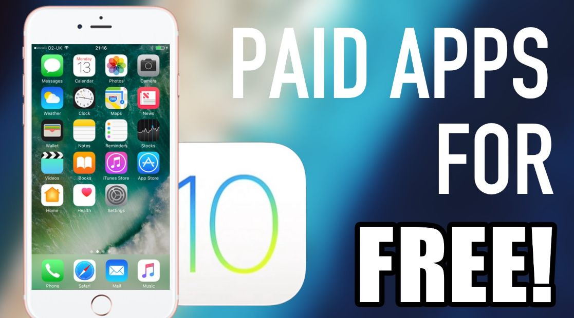 app a pagamento gratis iphone senza jailbreak