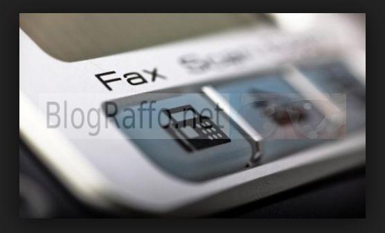Inviare un fax gratis via internet