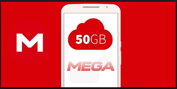 Mega Cloud - 50 Giga di spazio di archiviazione GRATUITO