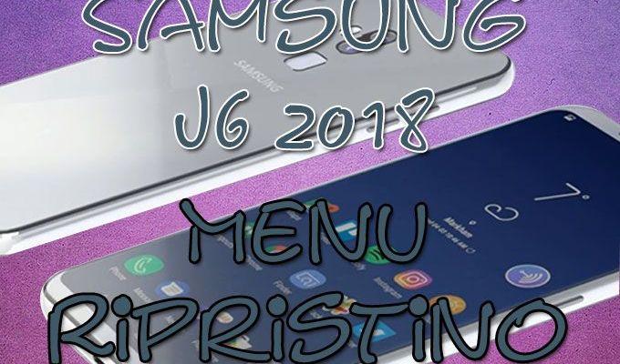 samsung-j6-2018-recovery-mode-menu-ripristino