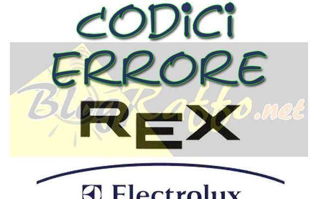 rex-elettrolux-tutti-i-codici-derrore