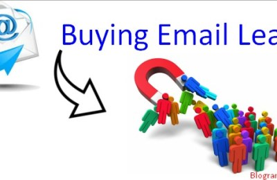 What are the best tips for buying email leads