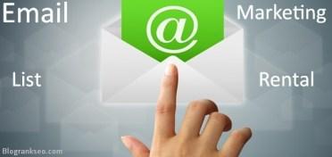 Email Marketing List Rental
