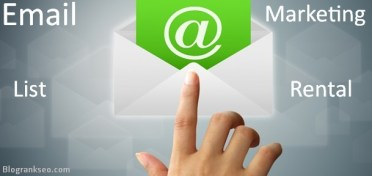 Email Marketing List Rental