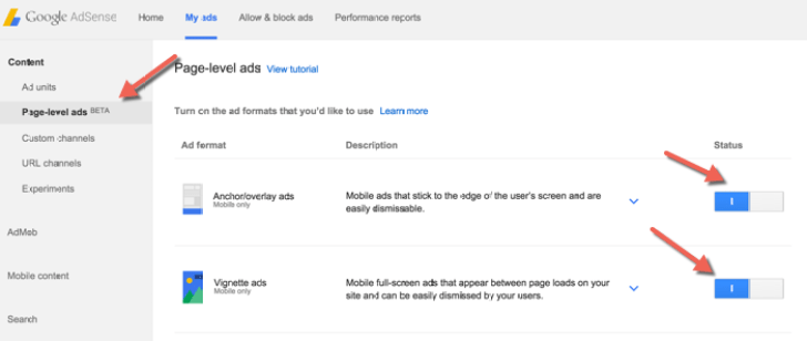 Adsense-Anchoroverlay-ads-Enable