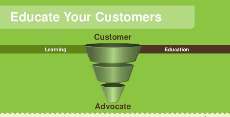 Educate Your Customer