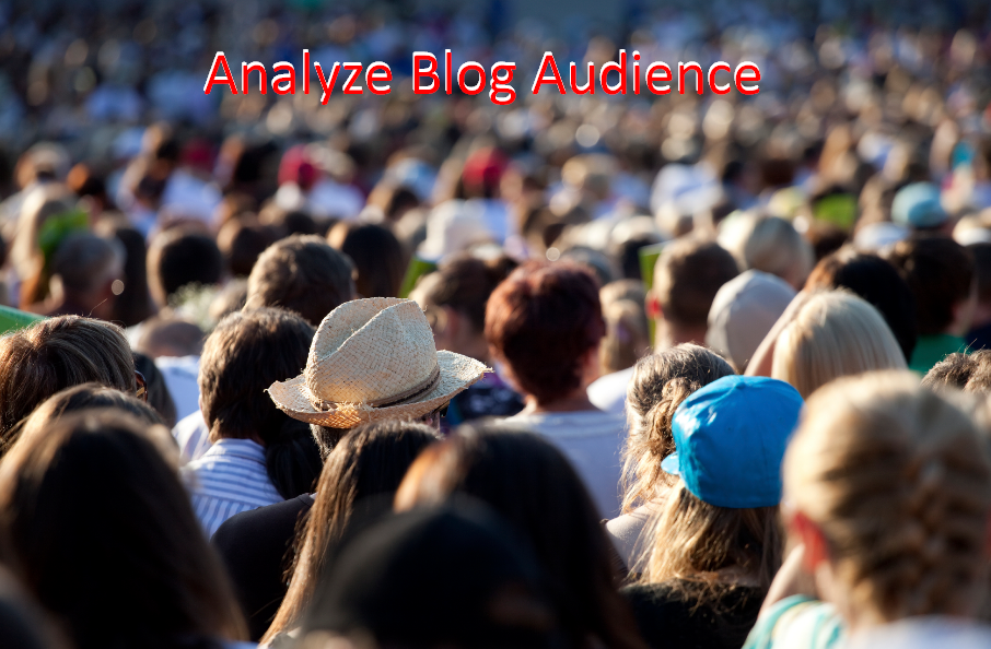 Analyze Blog Audience