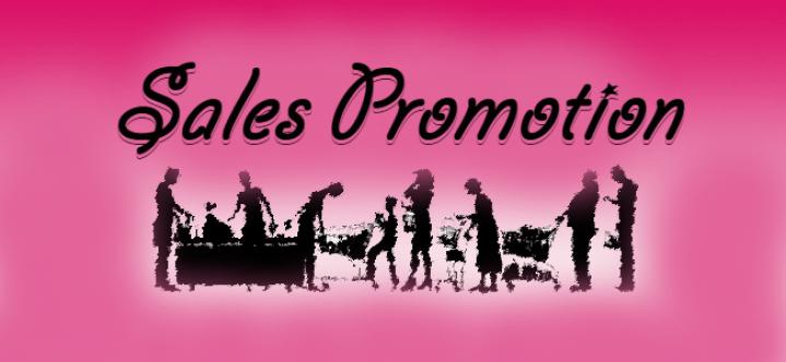 Sales Promotion Strategies