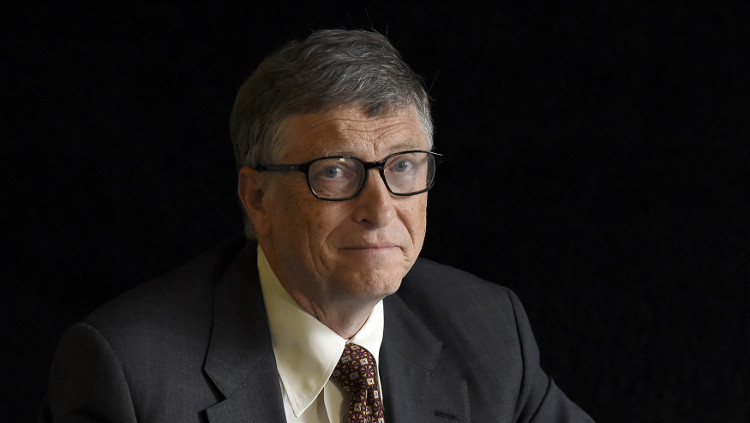 Bill Gates Famous Entrepreneurs