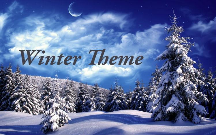 Winter Theme