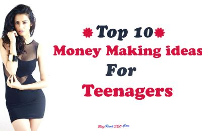 Money Making Ideas for Teenagers