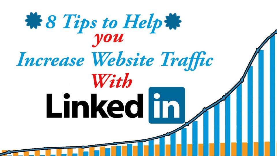 LinkedIn To Drive Traffic To Your Website