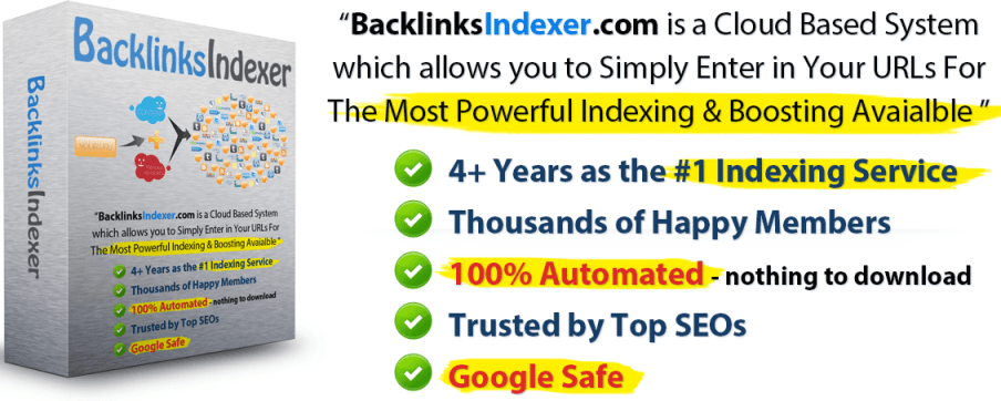 1 Rated Backlinks Indexer Review - How to Get 100% Backlinks