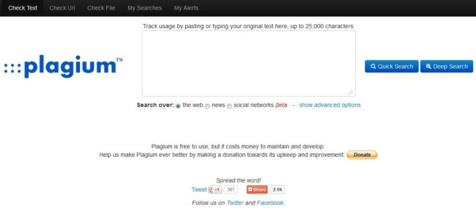 plagium-plagiarism-checker-tool