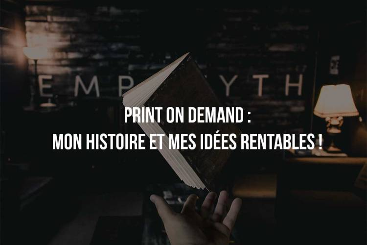 idées  Print On Demand