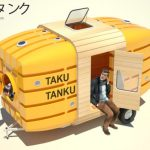 Despre rulota Taku-Tanku