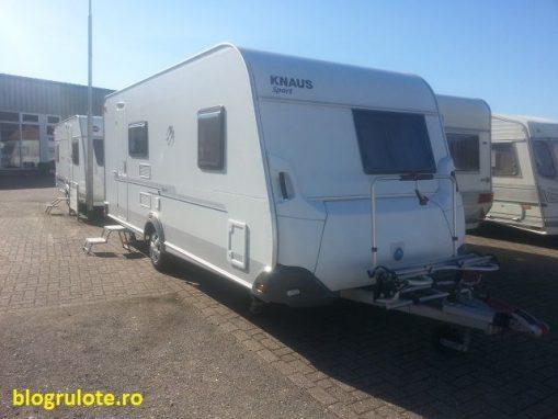 Model rulota Knaus Sport 500 FDK