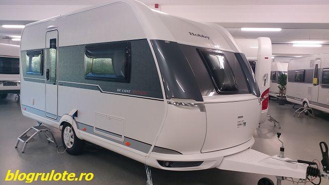 Rulota Hobby 460 UFe De Luxe Edition