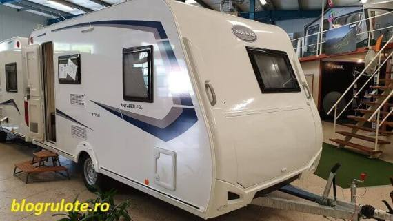 Caravelair Antares Style 420