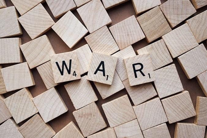 scrabble war