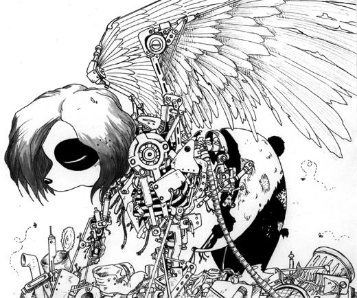 Battle Angel Pandita