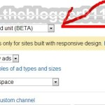 Responsive Design Ad Units For Google AdSense