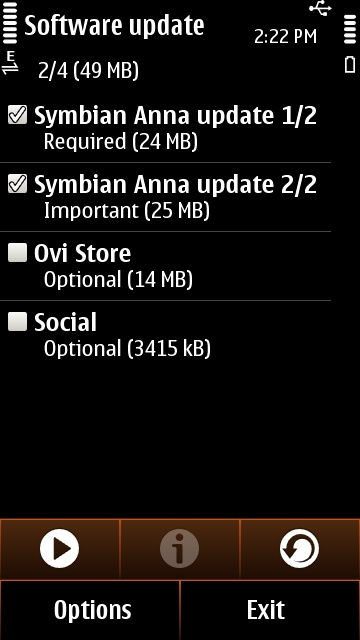 android software free  for nokia c6-1