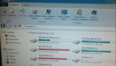 Windows 8 Enhance MenuBar