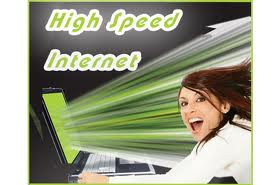 Increase broadband internet Speed