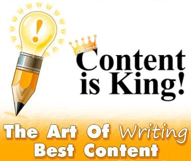 Content-is-king-blogging-success-fundas