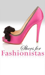 Shoe Fashionistas app