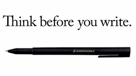 Think Before You Write