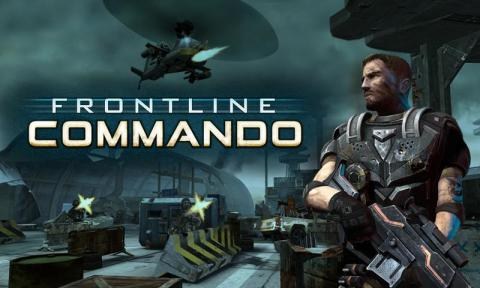 Front line Commando Android  Download