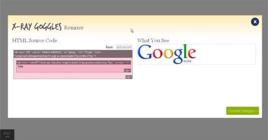 Popup window for Hackasaurus edit