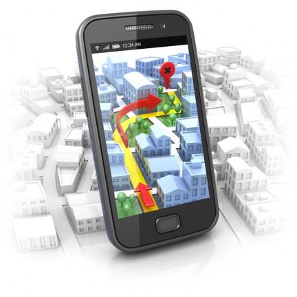 GPS_Street app