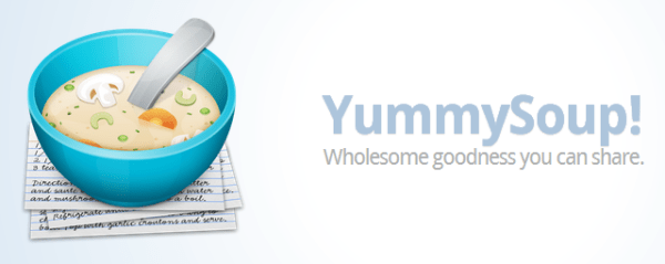 YummySoup  2  Recipe Software for OS X app