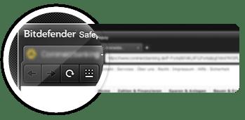 safepay bitdefender 2013 internet security