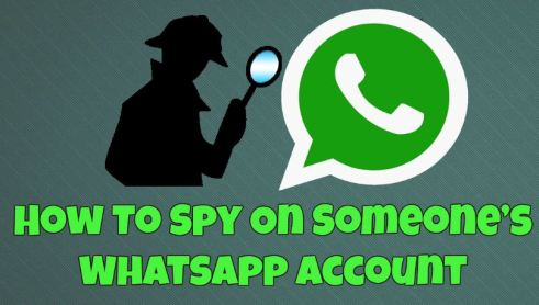 Spy Whatsapp of Friends