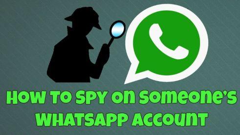 Spy Whatsapp of Friends